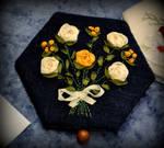 Needle purse by Kortsen