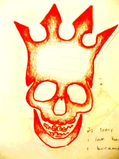 Pearl Jam Skulll by Lindzko