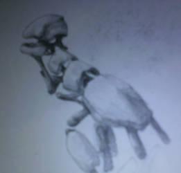 beast of burden by SalamanderFanSalazar