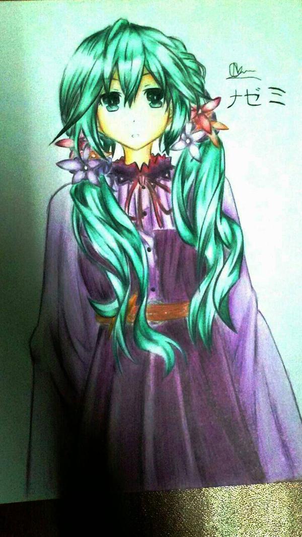 Random fanart  by Ayashimakaze