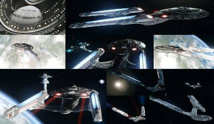 USS Accuris, Star Trek: Online by GhostHunter94