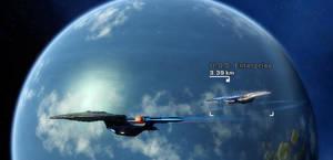 (Star Trek Online) - Assisting a Legend