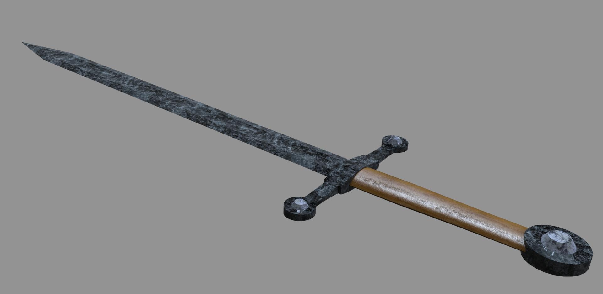 real Minecraft Stone Sword by Bull3tModz on DeviantArt