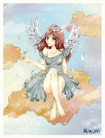 Angel by Vilyann