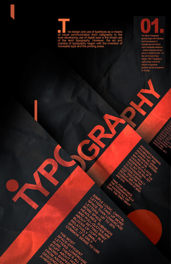 Typography by mvgraphics