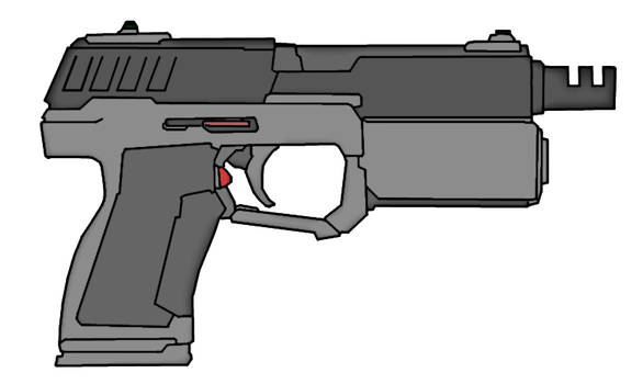 7SAS24-0098 Pistol