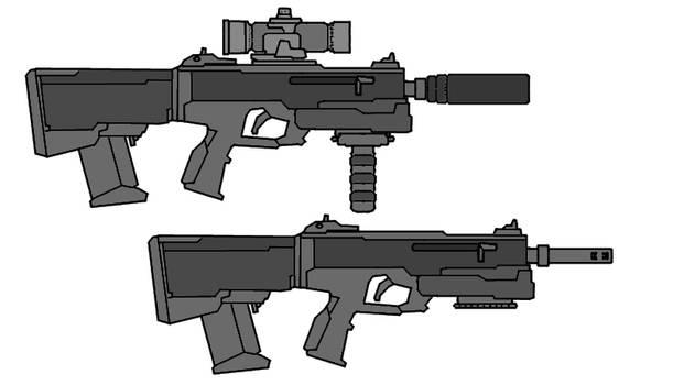 7CS14-0124 Carbine