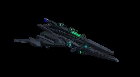 Triumphant Fervor-Class Destroyer