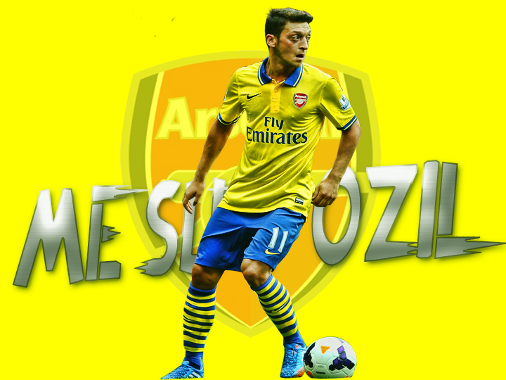 Mesut Ozil Wallpaper By Yousef-Gfx01 On DeviantArt