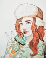 Wendy Curdroy by Kyrakimaira