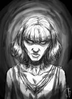 Wolf Rage by Kyrakimaira