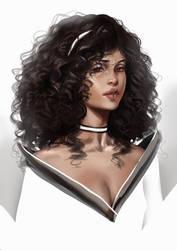Portrait Painting by Whails