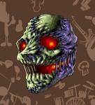 slipknot - mask