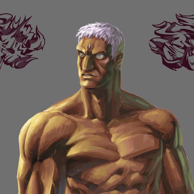 Urien Street Fighter street fighter 3 - uri...