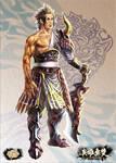 Game design - Warrior