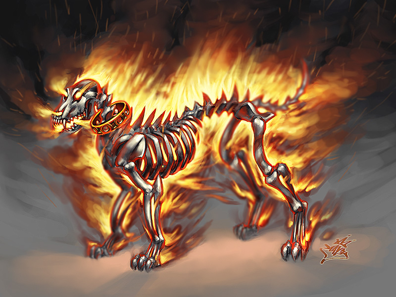 Hot Dog by ilison