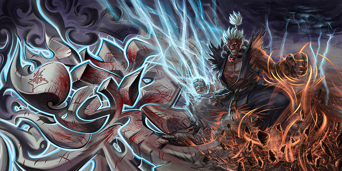 Lightning by ilison