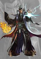 Sorcerer by ilison
