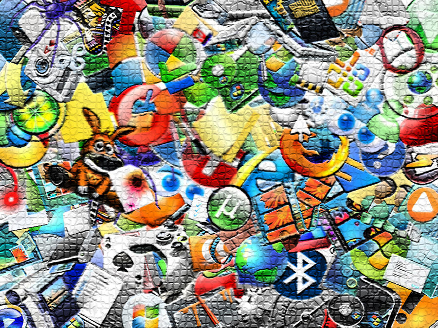 icon wallpaper. update windows icon wallpaper