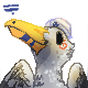 Seagul-Griff Icon Commission by NinGeko