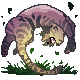 Pixel Icon Commission.:Back flips are fun:. by Ningeko16