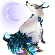 PIxel Icon Commission.:Night Beauty:. by Ningeko16