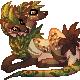 Pixel Icon Commission.:Jander beast:. by Ningeko16