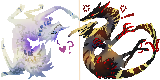 Special Pixel Icon.:Couple-maybe?:. by Ningeko16