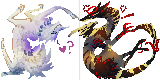 Special Pixel Icon.:Couple-maybe?:. V2 by Ningeko16