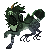 Pixel Icon conest entry .: caw caw :. by Ningeko16
