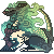 Pixel Icon contest entry ~whisp~ by Ningeko16