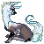 Pixel Icon Commission .:Icy Beauty:. by Ningeko16