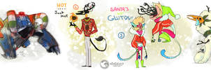 Random Designs 2 Holiday Edition (CLOSED TANK YOU)