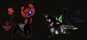 Spooker Wooker familiar Adopts OTA -PENDING- by NinGeko