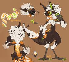 MYO Gremsona Mango ref by NinGeko