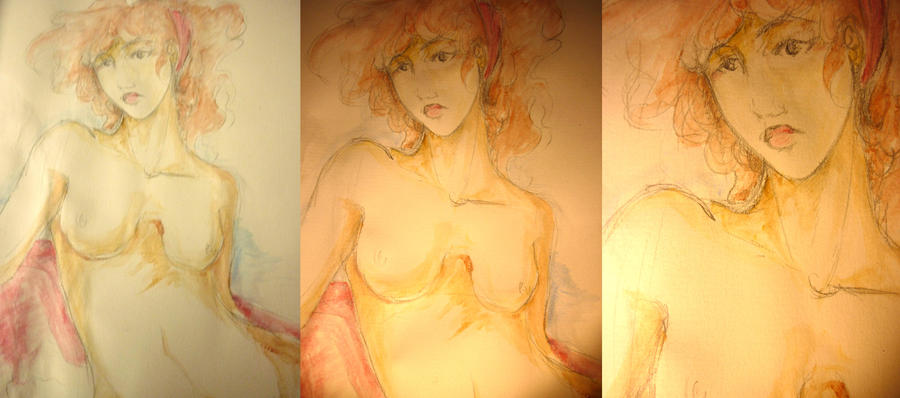 Aphrodite by morganadulac