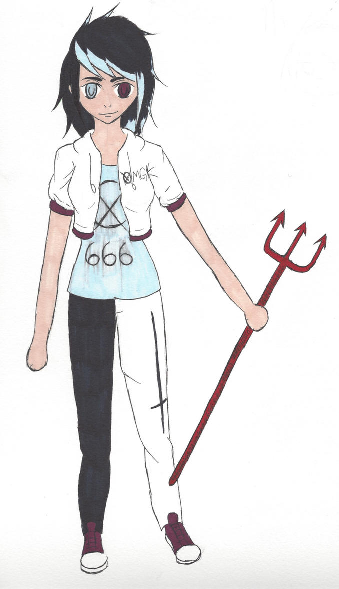 Natas The Killer Reborn Bio And Reff By Saiyantrash666 On