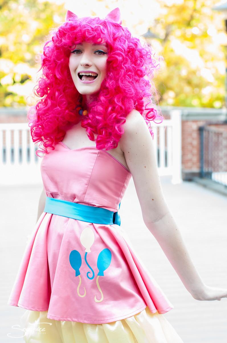 Pinkie Pie- Smile Smile Smile! by FeelinPeachyKeen