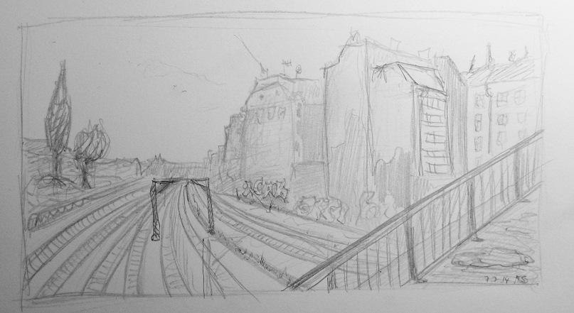 Landscape 1 by NoctiLuna