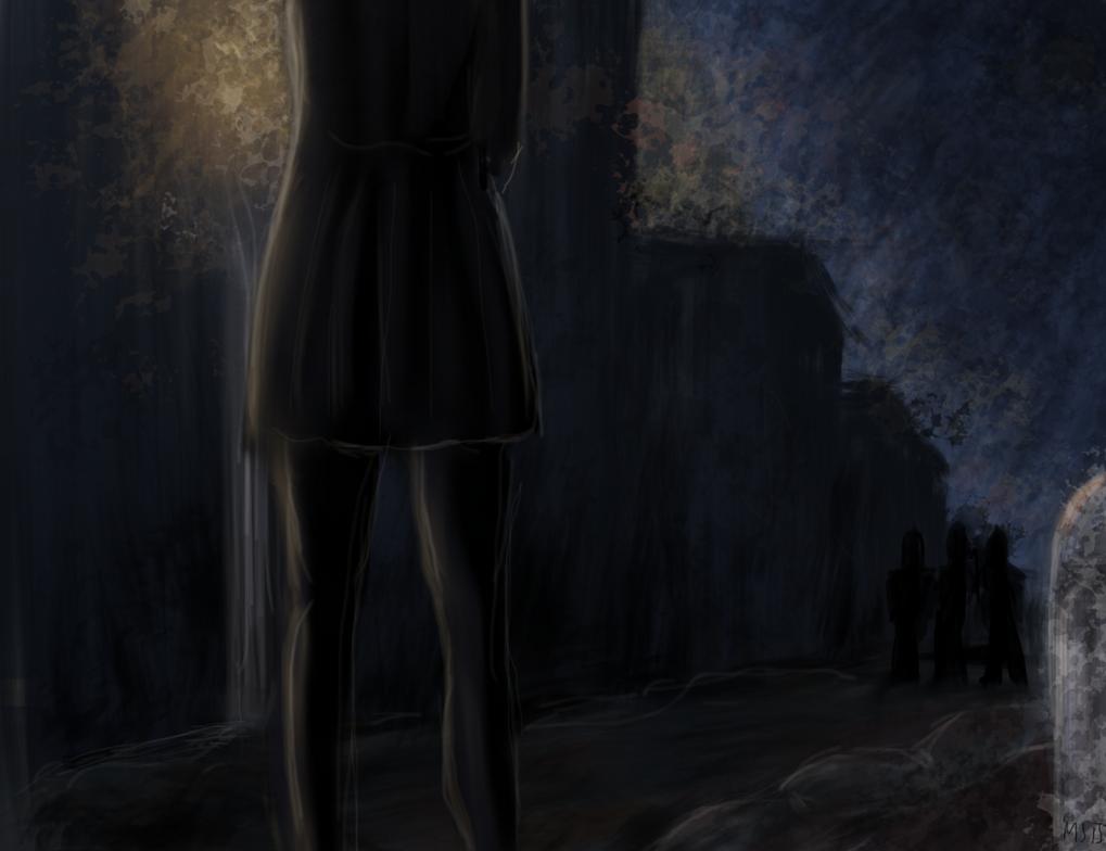 Girl ~ Vulnerable by NoctiLuna