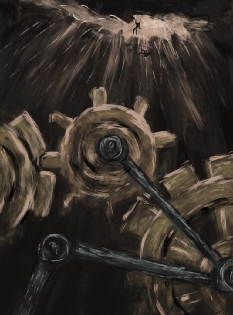 Trap ~ Gears by NoctiLuna