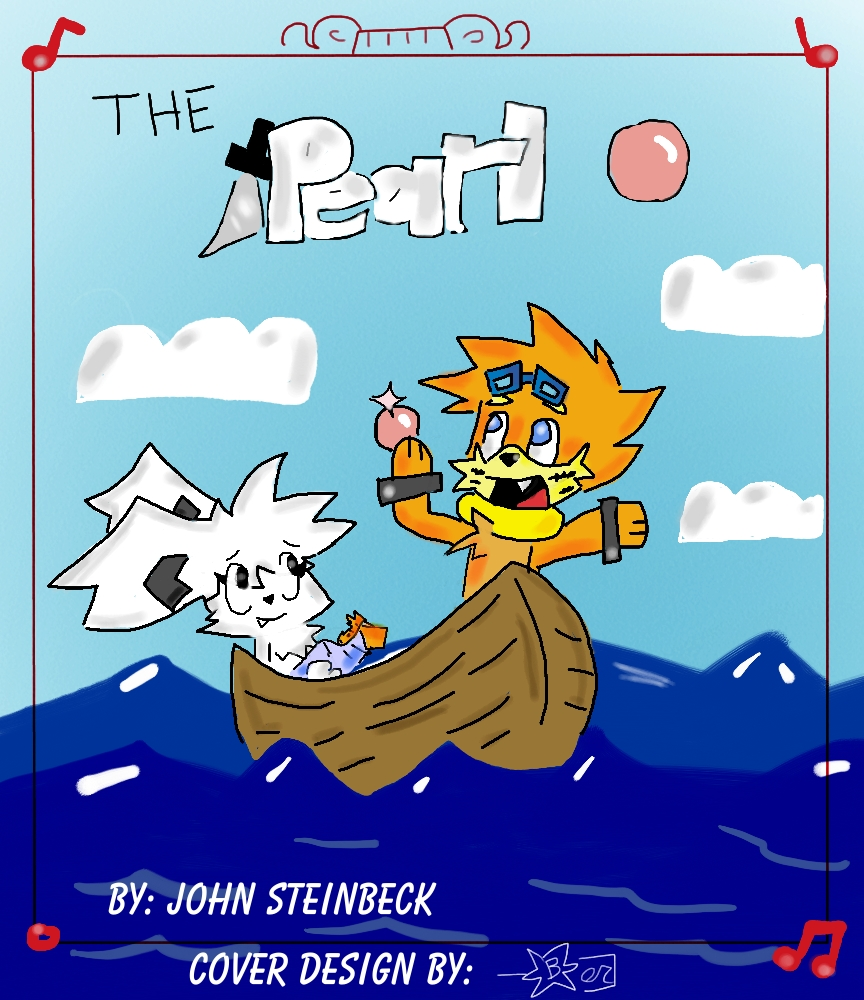 the curse of the oyster in john steinbecks book the pearl The grapes of wrath (1939), a book many claim is his masterpiece, was both   steinbeck's other notable works of fiction include the pearl (1947), east of eden .