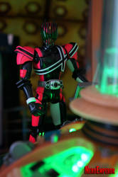 Kamen Rider Decade: Time Lord