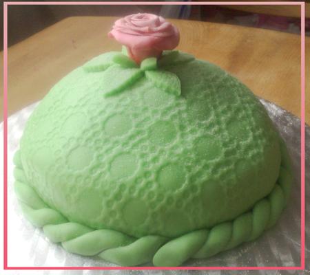 Swedish Custard Cake