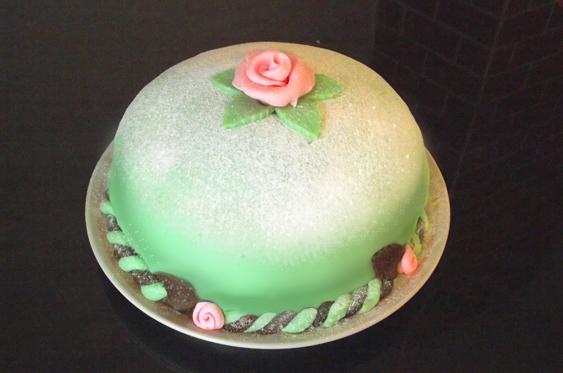 Swedish Princess cake by cgart4u on DeviantArt