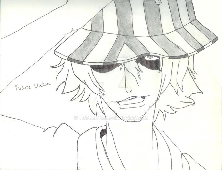 Kisuke Urahara by troden10