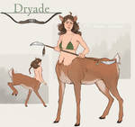 Dryade by Fawnd