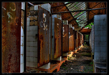Coal Mine Cheratte 5 by becker by UrbanExploration