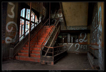 Coal Mine Cheratte 9 by becker by UrbanExploration