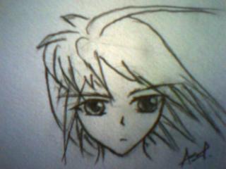 Rough Sketch by AstraeusWind